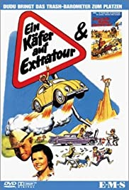 Ein Käfer auf Extratour (1973) Poster - Movie Forum, Cast, Reviews
