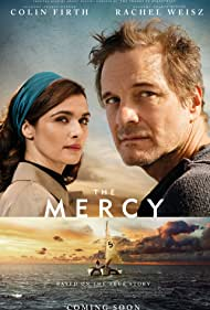 Colin Firth and Rachel Weisz in The Mercy (2017)