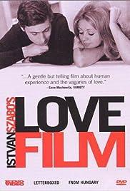 Szerelmesfilm Poster