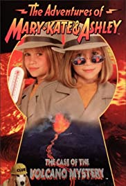 The Adventures of Mary-Kate & Ashley: The Case of the Volcano Mystery Poster