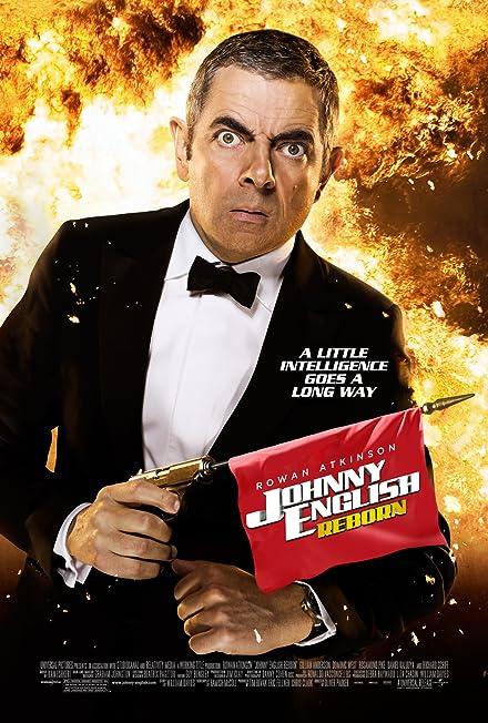 Film: Johnny Englishin Dönüşü