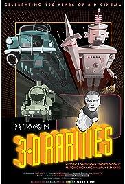 3-D Rarities Poster