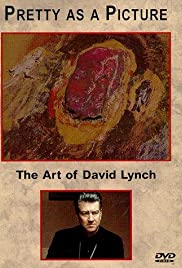 Pretty as a Picture: The Art of David Lynch Poster