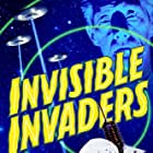 John Agar, John Carradine, and Jean Byron in Invisible Invaders (1959)