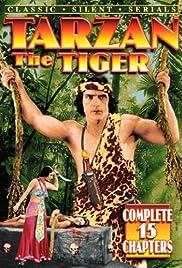 Tarzan the Tiger Poster