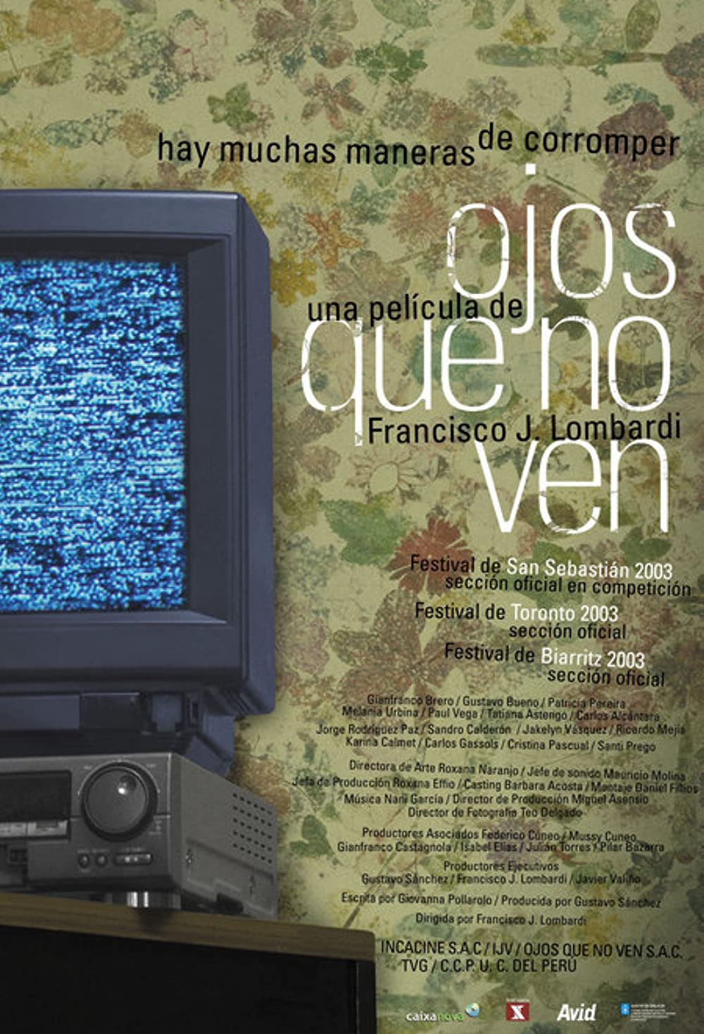 Ojos Que No Ven 2003 Imdb