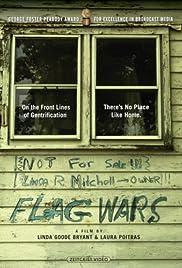 Flag Wars Poster