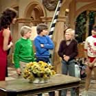 Jason Bateman, Erin Gray, Ricky Schroder, Corky Pigeon, and Jessica Lee Smith in Silver Spoons (1982)