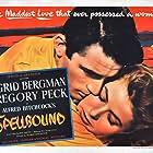 Ingrid Bergman and Gregory Peck in Spellbound (1945)