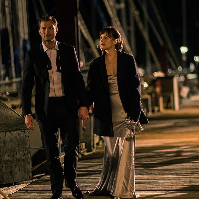 Dakota Johnson and Jamie Dornan in Fifty Shades Darker (2017)