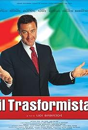 Il trasformista Poster