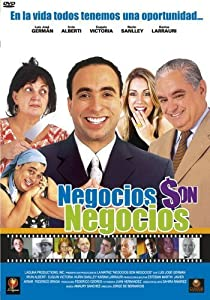 Hollywood movie for download Negocios son negocios by [HDRip]