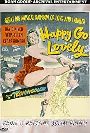 Happy Go Lovely Poster