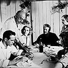 """Exodus,"" P. Newman, O. Preminger, E.M. Saint, & L.J. Cobb. 1960 UA"