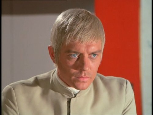 Ed Bishop in UFO (1970)