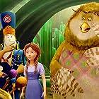 Oliver Platt, Hugh Dancy, Lea Michele, and Megan Hilty in Legends of Oz: Dorothy's Return (2013)