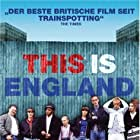 Vicky McClure, Andrew Shim, Thomas Turgoose, and Rosamund Hanson in This Is England (2006)