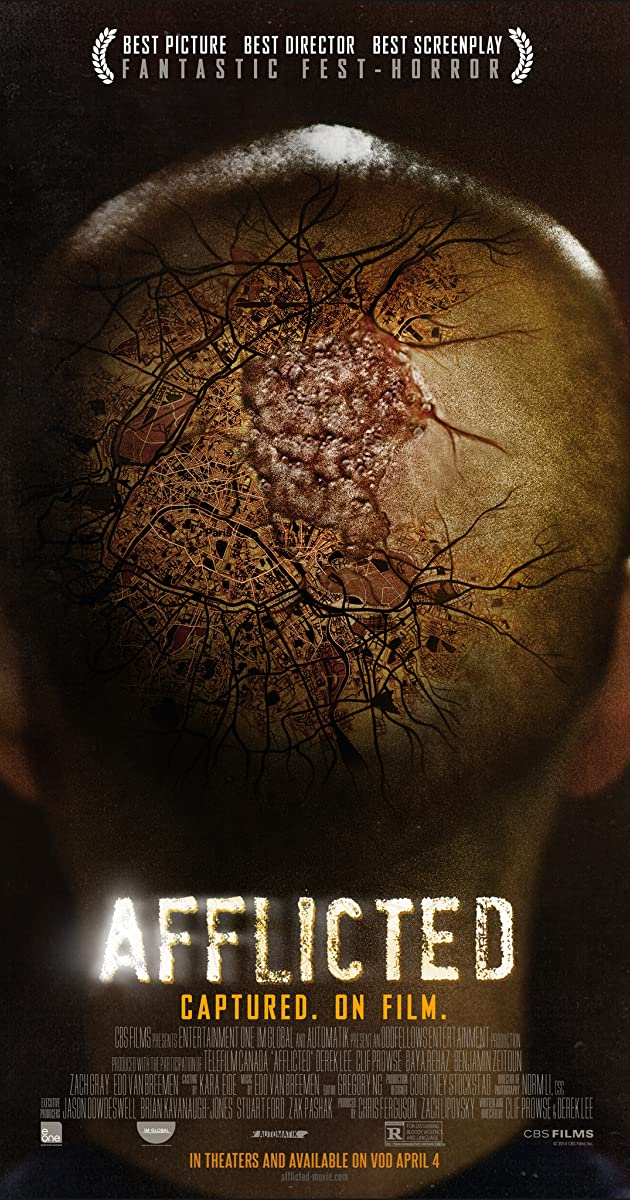 Subtitle of Afflicted