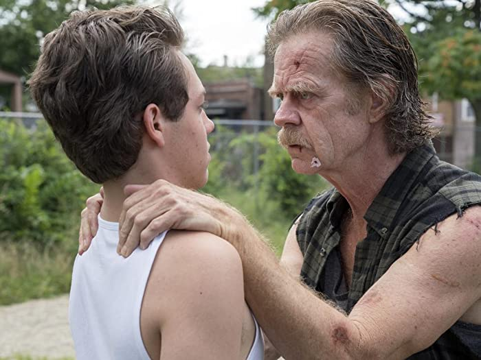 William H. Macy and Ethan Cutkosky in Shameless (2011)