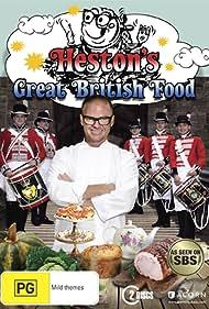 Heston Blumenthal in Heston's Great British Food (2013)