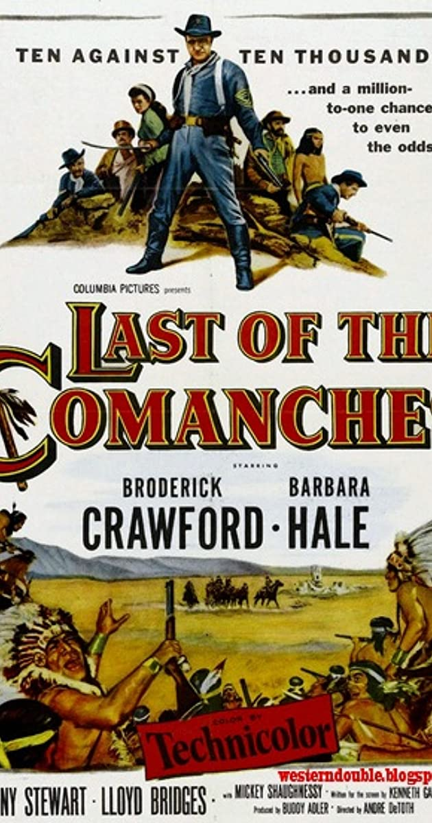 Last of the Comanches (1953) Subtitles