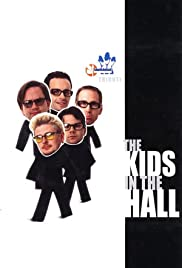 Kids in the Hall: Sketchfest Tribute Poster