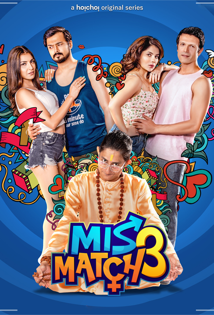 Download Mismatch (2020) Season 3 Hindi Complete Hoichoi WEB Series 480p  HDRip