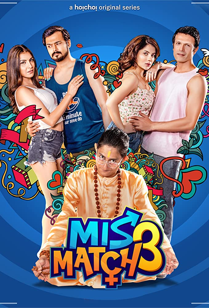 Mismatch 2020 S03 Complete Series Dual Audio (Hindi or Bengali) 720p HDRip 800MB Download