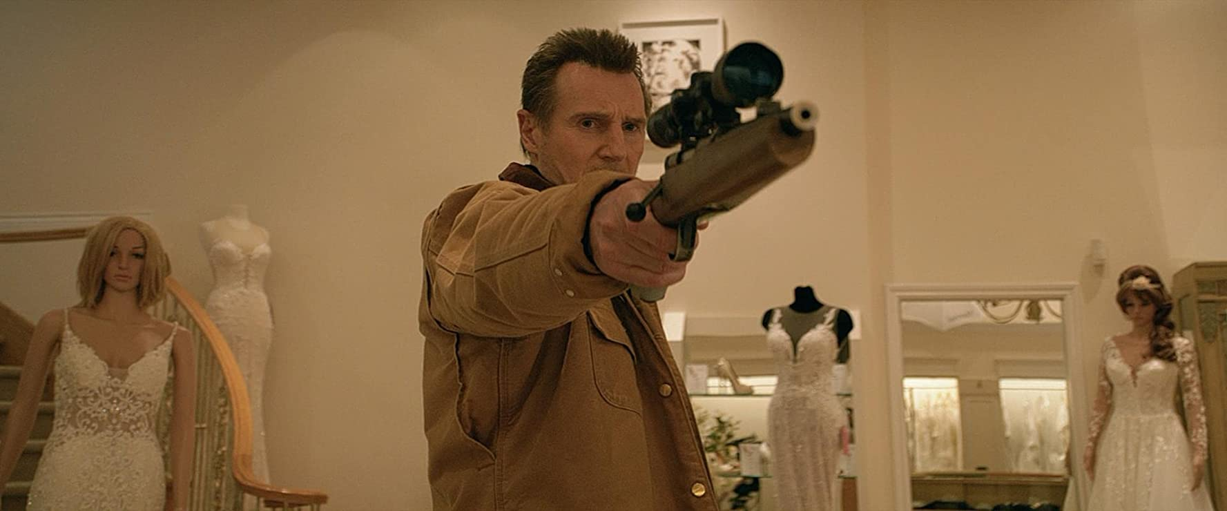 Liam Neeson in Cold Pursuit (2019)