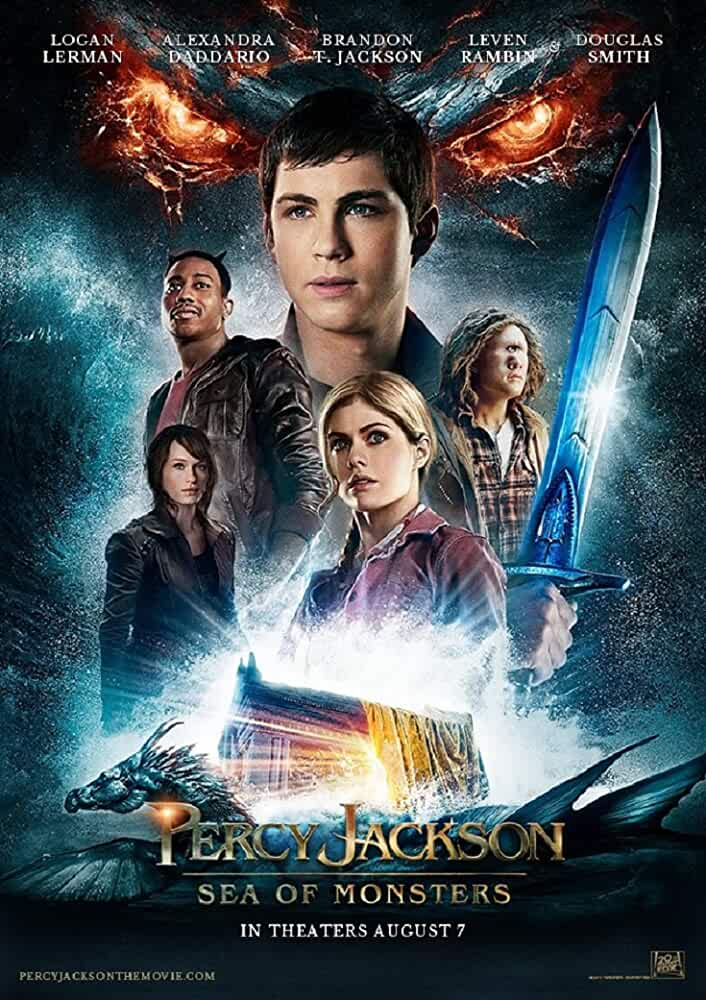 Percy Jackson: Sea of Monsters (2013) Hindi Dubbed