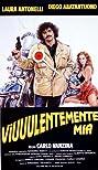 Viuuulentemente mia (1982) Poster