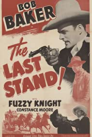 Bob Baker and Fuzzy Knight in The Last Stand (1938)