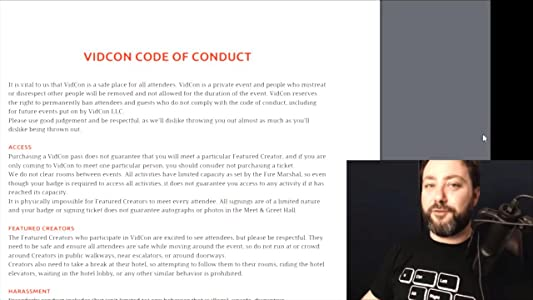 Movie full free watch online VidCon Have Updated Their Harassment Policy by none [Quad]