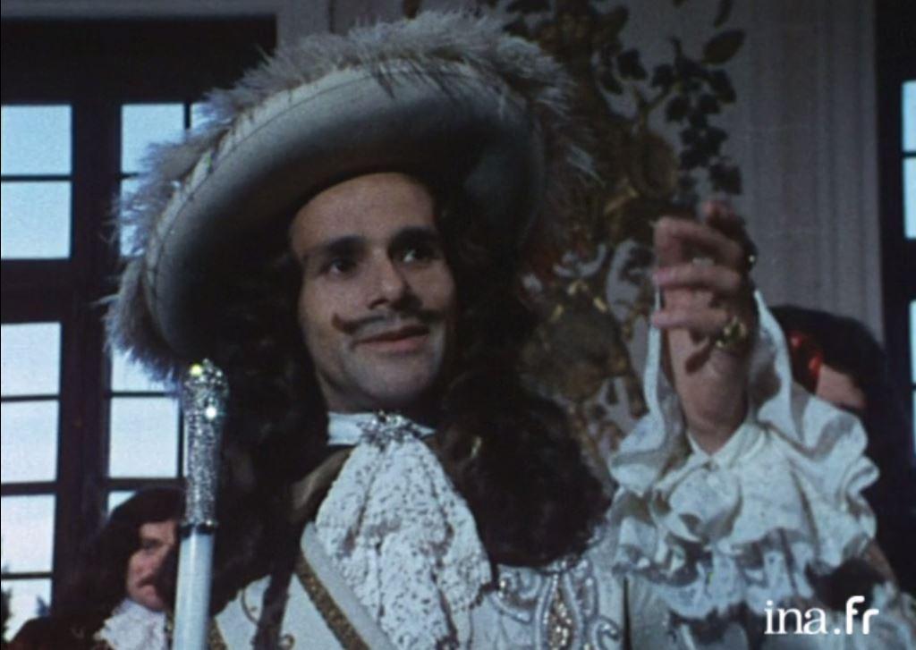 Denis Manuel in Molière pour rire et pour pleurer (1973)