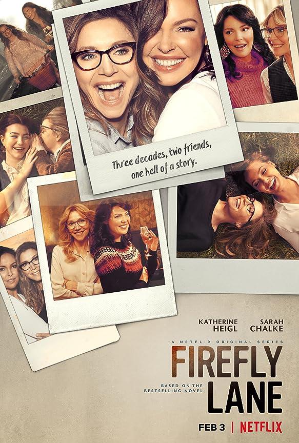 Firefly Lane (2021) Season 1 Hindi Dubbed (Netflix)