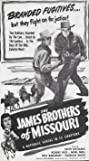 The James Brothers of Missouri (1949) Poster