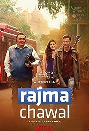 Rajma Chawal Poster