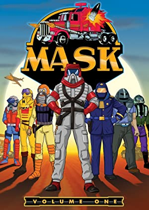 MASK Season 1 Episode 36