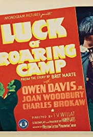 The Luck of Roaring Camp Poster