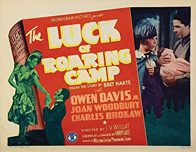 Watch free 3d movies The Luck of Roaring Camp USA [640x352]