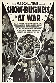 Show-Business at War(1943) Poster - Movie Forum, Cast, Reviews