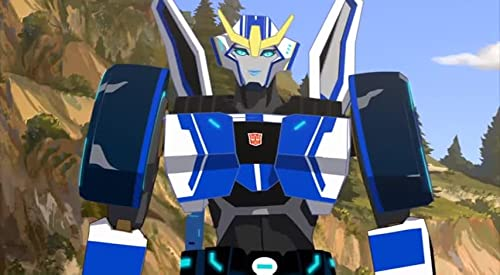 Transformers: Robots In Disguise: Something Humans Will Accept