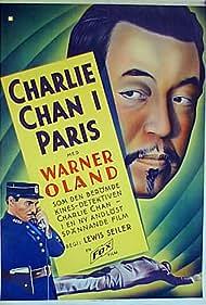 Charlie Chan in Paris (1935) Poster - Movie Forum, Cast, Reviews