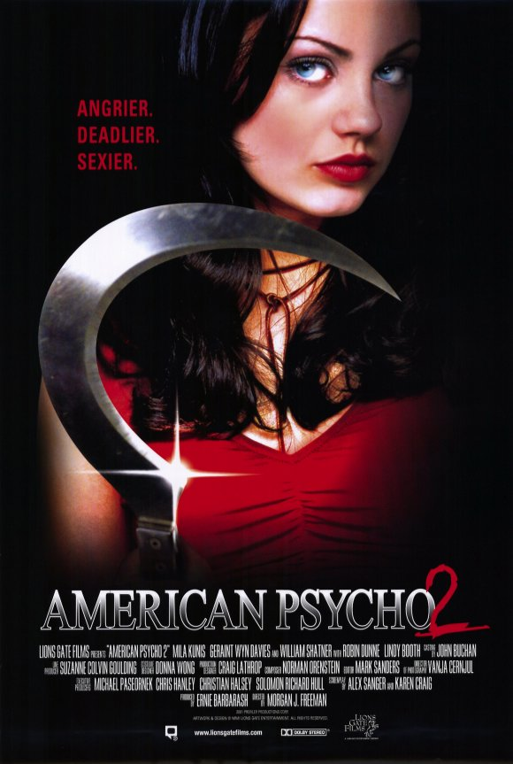 American Psycho 2  Streaming VF