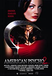 American Psycho II: All American Girl Poster