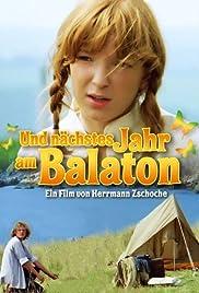 Und nächstes Jahr am Balaton Poster