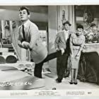 Tony Curtis, Janet Leigh, and Dean Martin in Who Was That Lady? (1960)