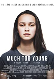Much Too Young Poster