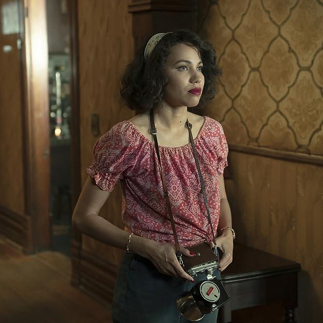 Jurnee Smollett in Lovecraft Country (2020)