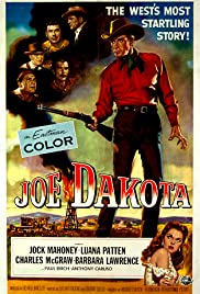 Joe Dakota Poster